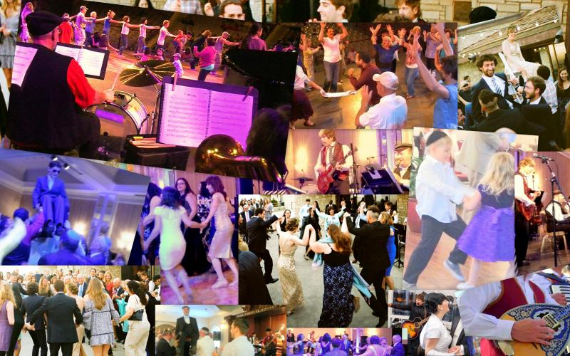 Jewish circle dance THE HORA for Los Angeles Wedding, Bar Mitzvah, Bar Mitzvah