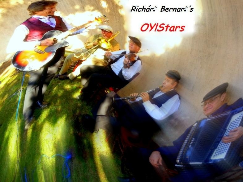 Klezmer,Richard Bernard,OY!Stars,Oy Stars, Miamon Miller,Zinovy,Nick Ariondo,SAG