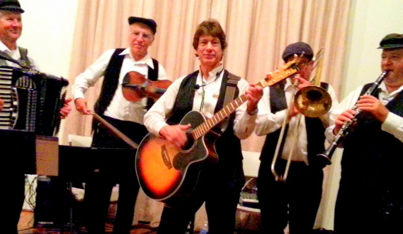 Klezmer Band Los Angeles,Accordion,Clarinet,Violin,Banjo,Trombone,Guitar,OYStars