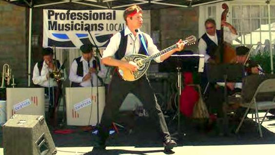 Los Angeles Klezmer Band,Jewish Music,Klezmer Music,California Klezmer,bouzouki