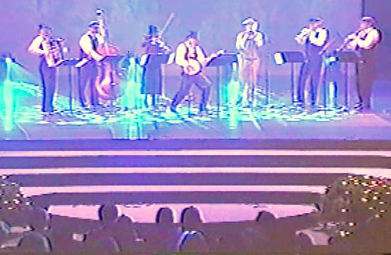 Klezmer Band,Accordion,Clarinet,Violin,Banjo,Trombone,Trumpet,Bass,Vocals,LA,CA