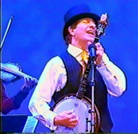 Richard Bernard,Richárd Bernard Klezmer Banjo,Guitar,Gypsy Music,Bluegrass Band