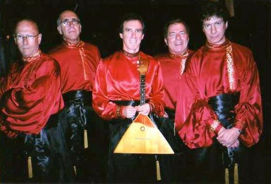 Russian Band,Russian Balalaika Band,Russian folk music,Russian singer,Gilmore
