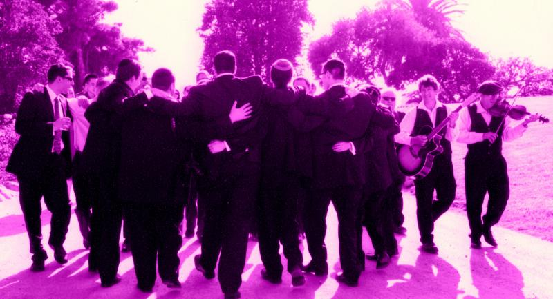 Tisch,Bedeken,Tish,Jewish wedding processional,march,groom,bride,dance,groomsmen